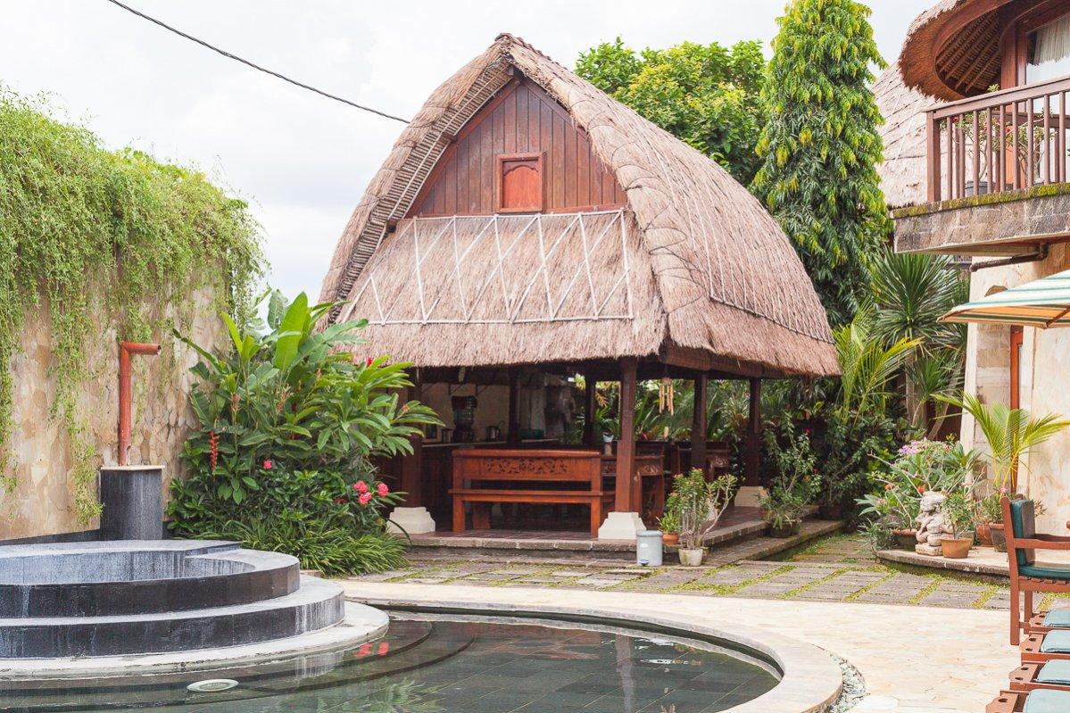HOTEL: DEWANI VILLA RESORT - BALI, INDONESIA | aleksandraart.com