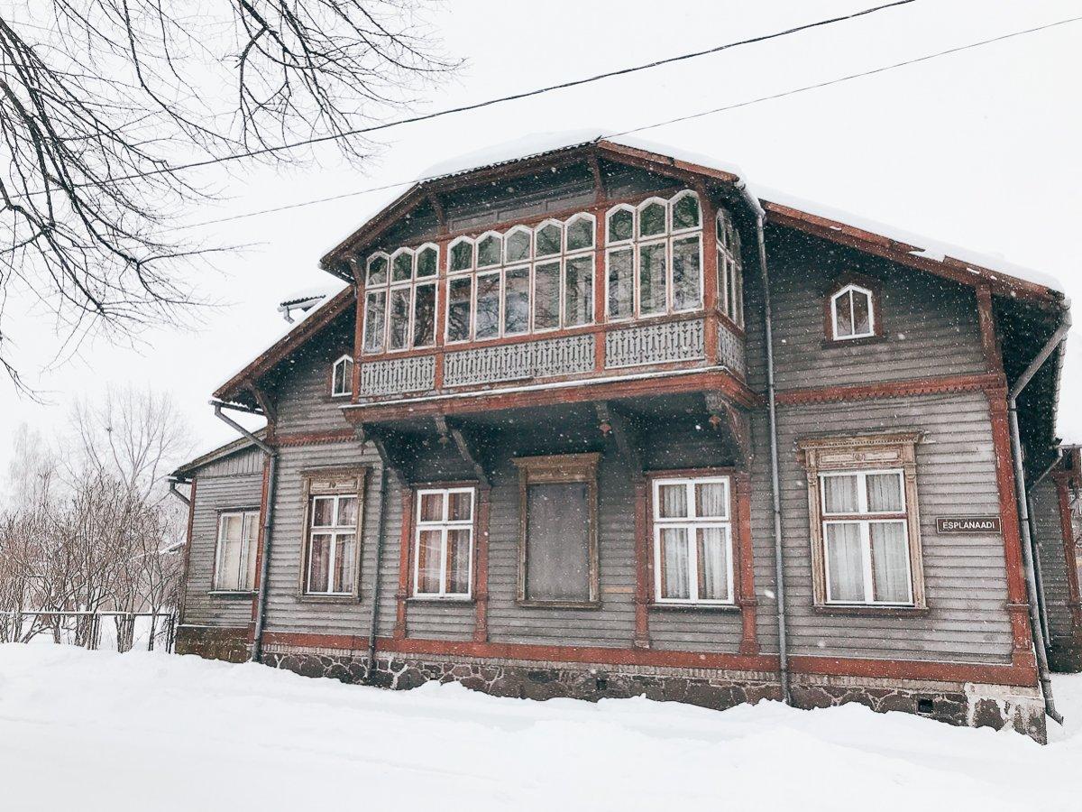 ПЯРНУ, ЭСТОНИЯ | aleksandraart.com