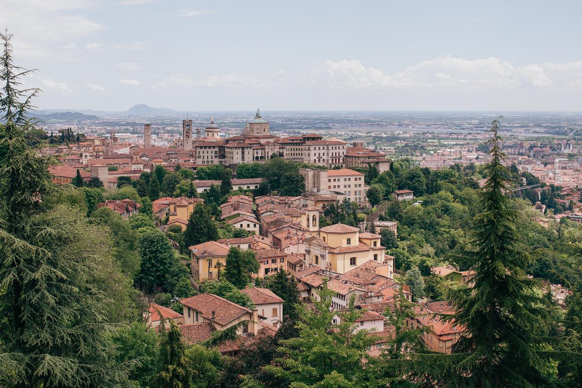 Бергамо. Бергамо Италия. Что посмотреть в Бергамо?