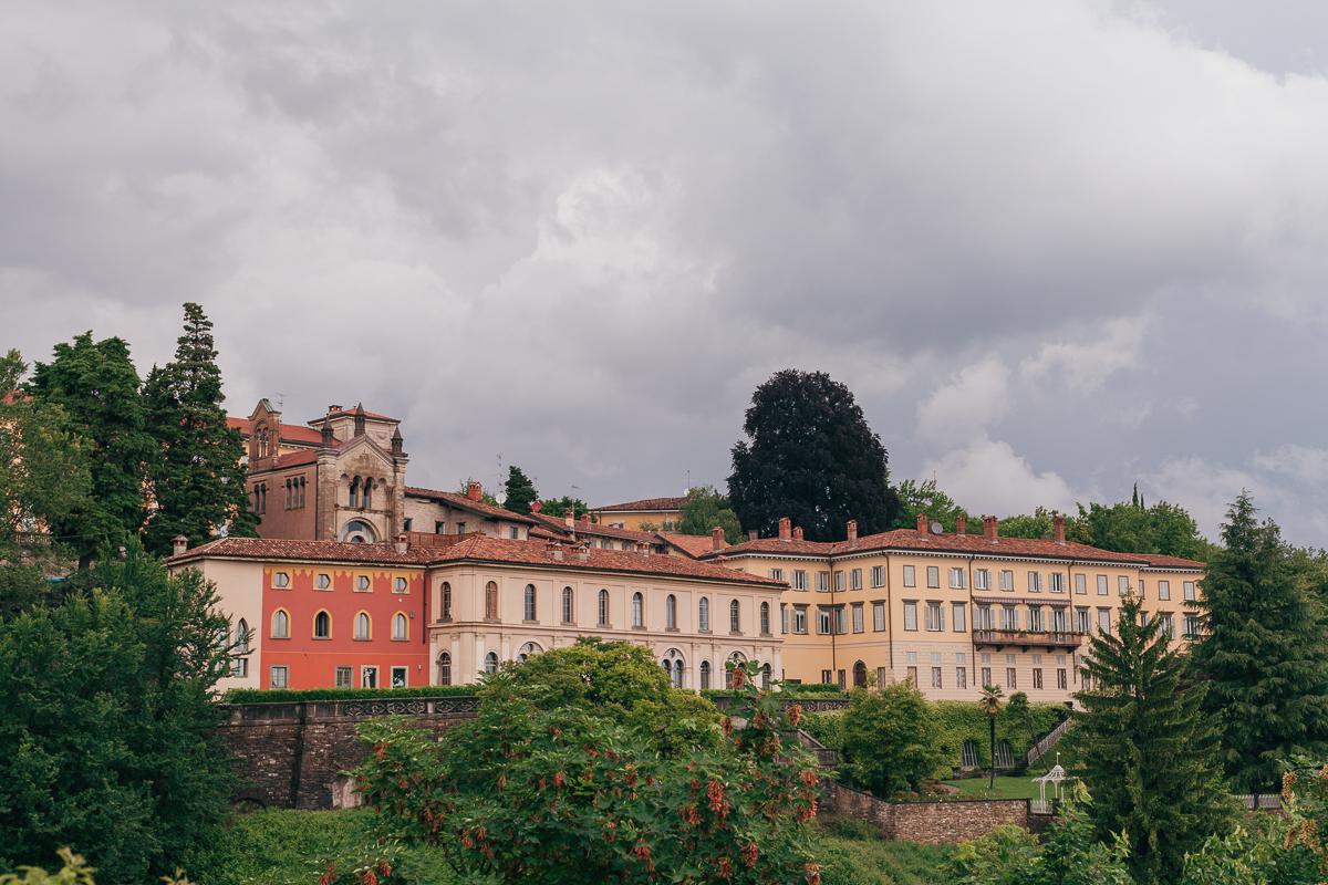 Бергамо Италия