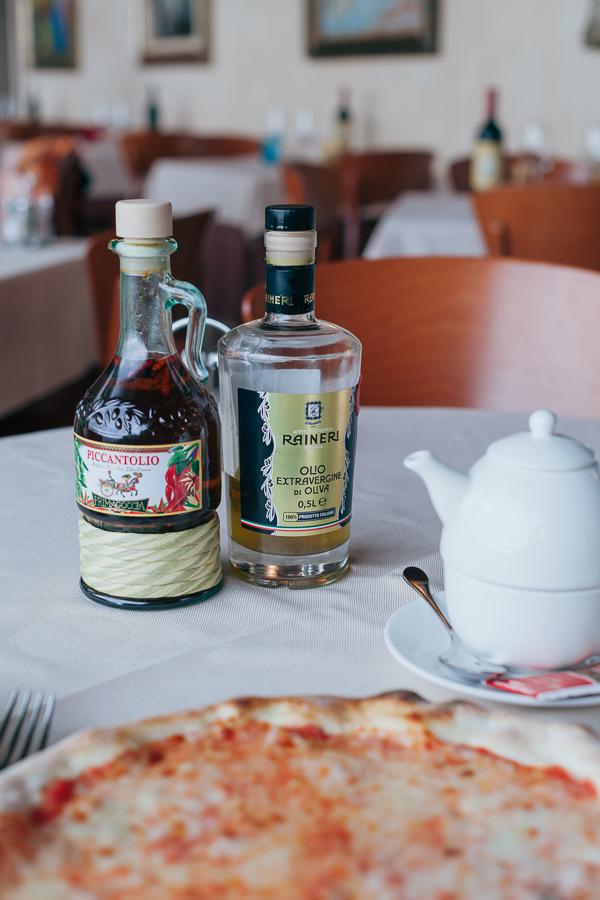 Где поесть в Бергамо? Пиццерия Бергамо