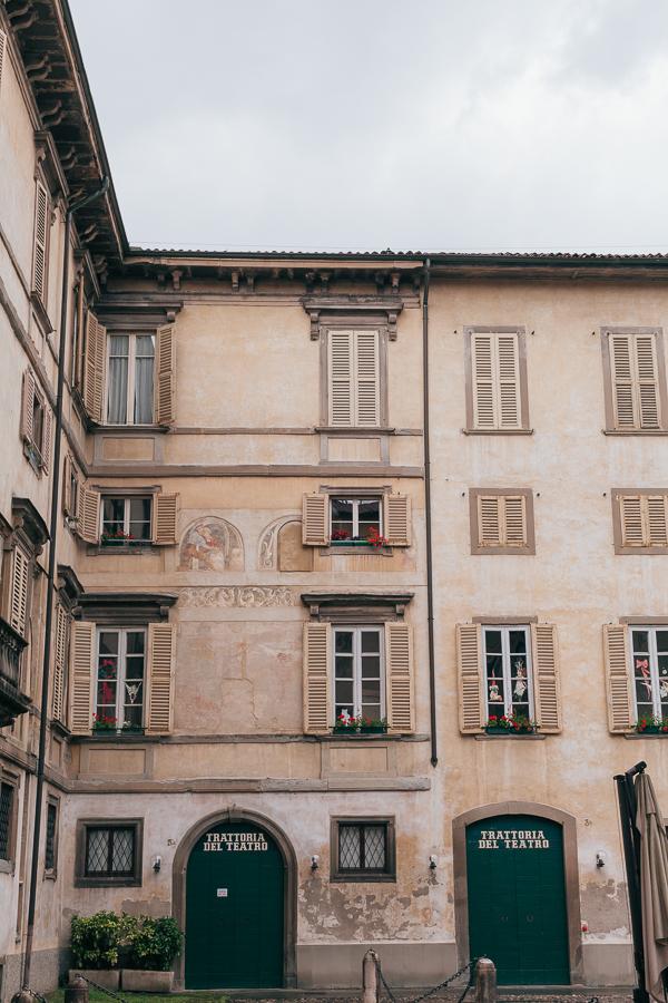 Что посмотреть в Бергамо?