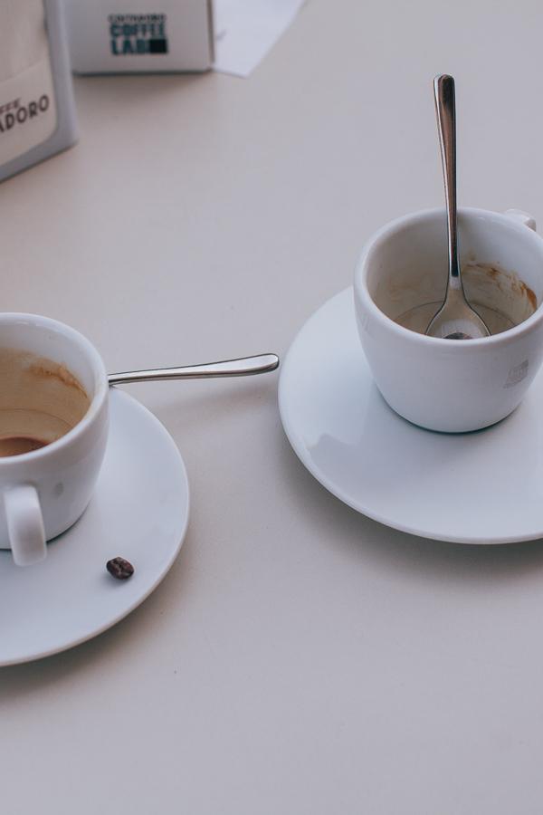 Где выпить кофе в Бергамо?