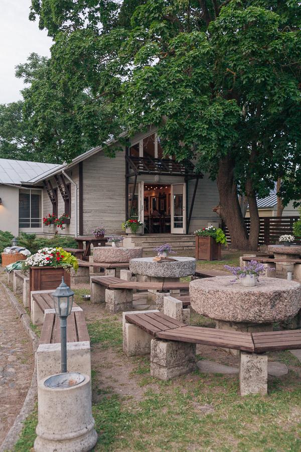 Мельница кафе Сааремаа