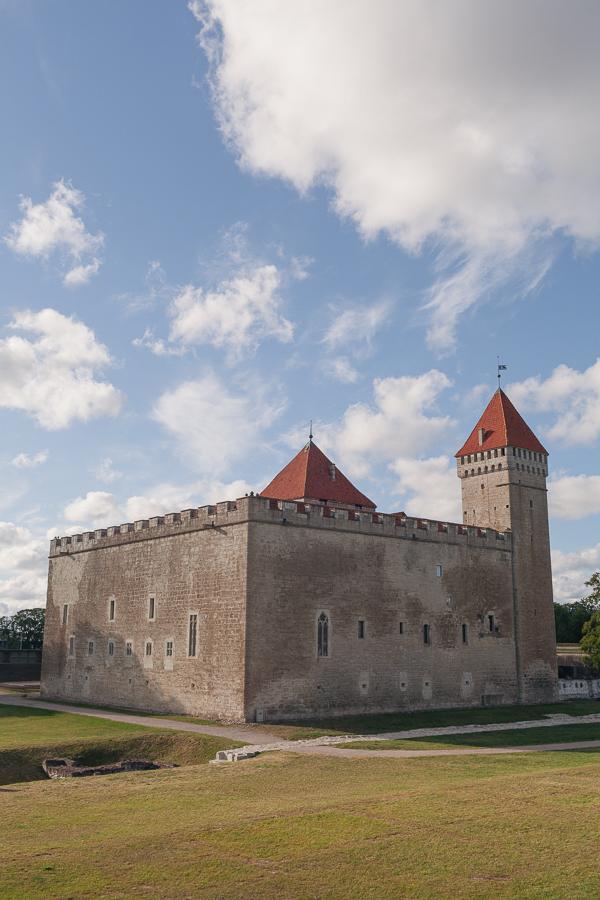 Замок Курессааре Саремаа